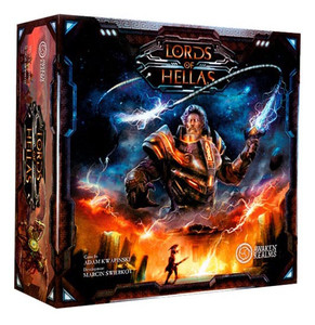 Lords of Hellas + Terrain Expansion