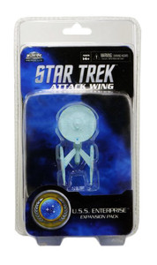 Attack Wing Star Trek - U.S.S. Enterprise Expansion Pack
