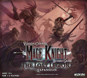 Mage Knight: The Lost Legion