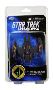 Attack Wing Star Trek - 2nd Division Cruiser Expansion Pack
