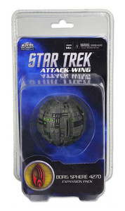 Attack Wing Star Trek:  Borg: Borg Sphere 4270 Expansion Pack