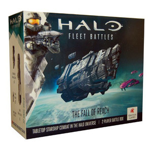 Halo Fleet Battles: The Fall of Reach