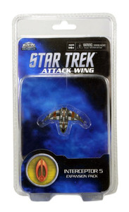 Attack Wing Star Trek -  Bajoran: Interceptor 5 Expansion Pack