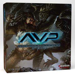 AvP: The Hunt Begins - 2nd Edition