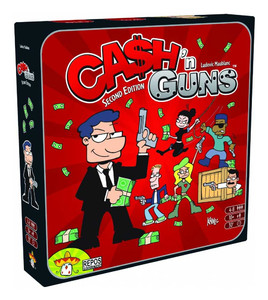 Ca$h 'n Gun$ (Cash and Guns) 2nd ed.